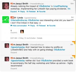 Linkedin Training Recommendation