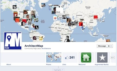 ArchitectMap on Facebook
