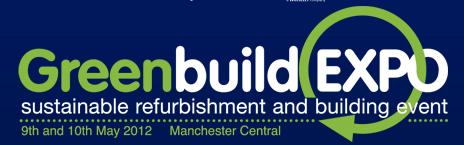 GreenBuild Expo 2012 Logo