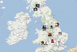 UK GraduateMap