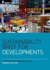 British Land Sustainability Brief for Developments