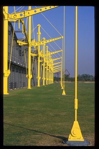 Renault Building Swindon - Structure