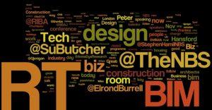 NBSLive Wordle of tweets