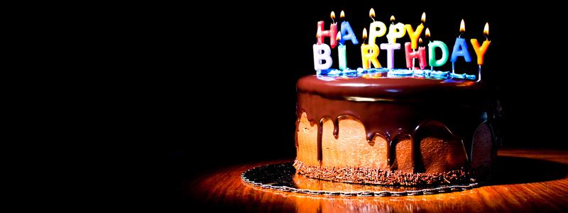 Happy Birthday Just Practising