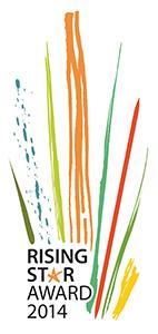 Rising Star Award 2014 Logo