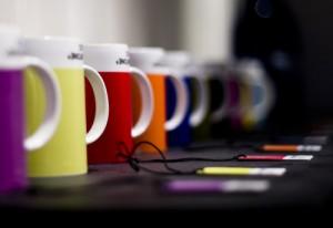 Pantone Mugs by ardenswayoflife (creative commons)