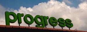 Progress by David Ingram (creative commons)