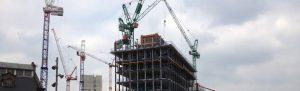 One Pancras Square under construction