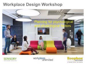 sensory workshop